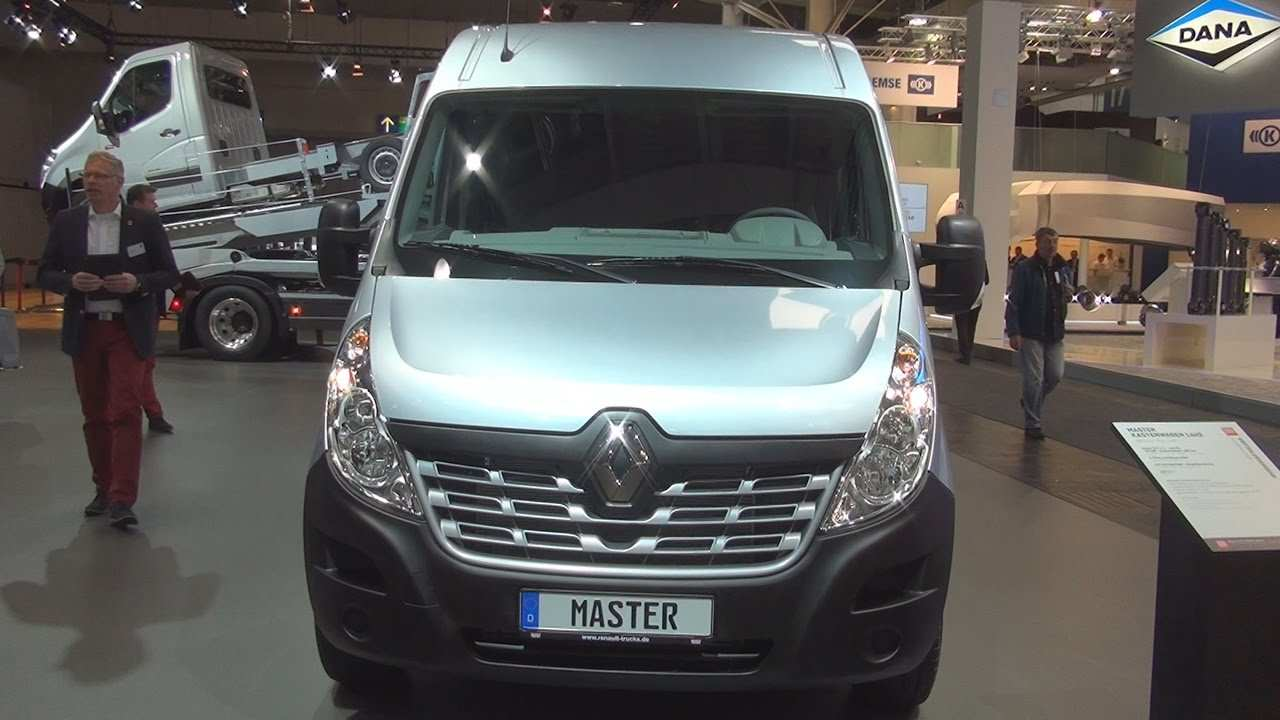 16 The Best 2020 Renault Trafic Concept And Review