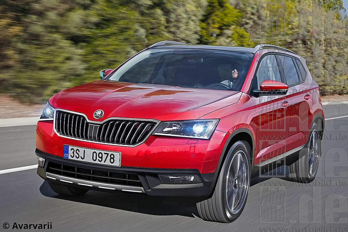 16 The Best 2020 Skoda Snowman Full Preview Exterior