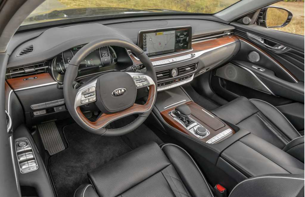 16 The Best K900 Kia 2019 Photos