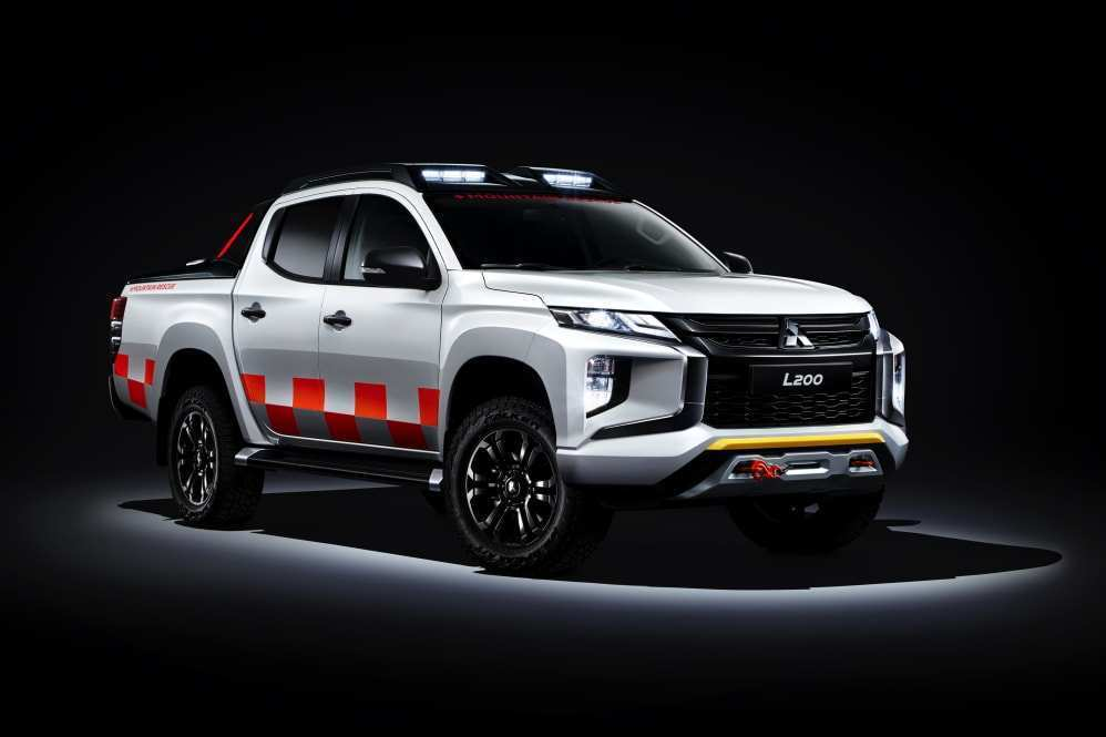 16 The Best L200 Mitsubishi 2020 Price Design And Review