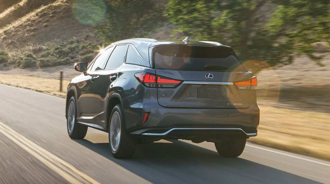 16 The Best Lexus Rx Facelift 2019 Configurations