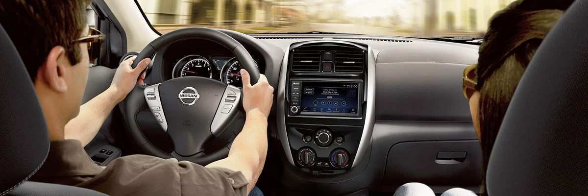 16 The Best Nissan Versa 2019 Interior Model