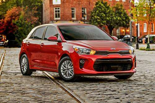 16 The Kia Rio 2019 Review Spy Shoot
