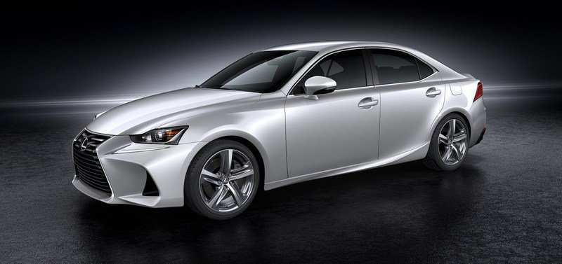 16 The Lexus Is 2020 BMW Review