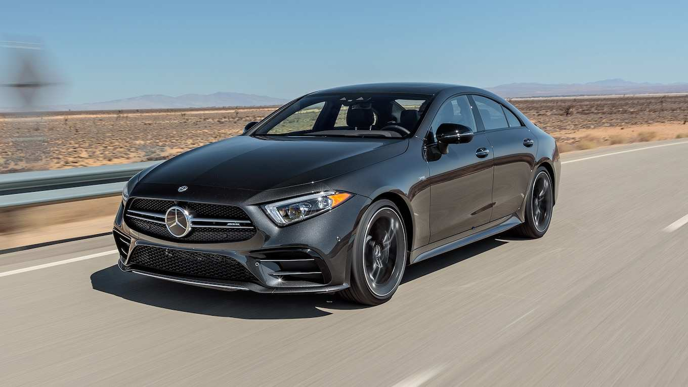 16 The Mercedes 2019 Cls Redesign And Review