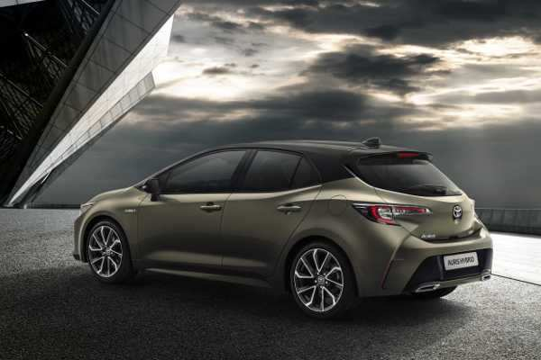 16 The Toyota Auris 2019 Concept And Review