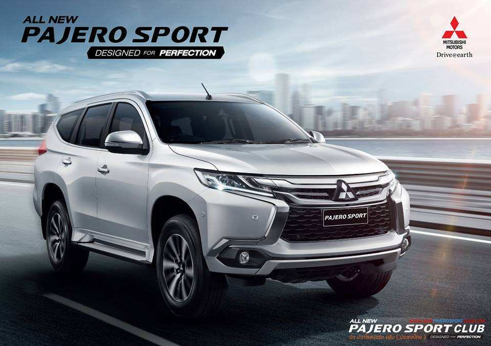 17 A 2019 All Mitsubishi Pajero Review And Release Date