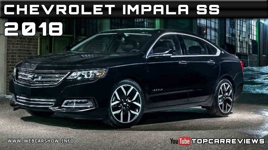 17 A 2019 Chevy Impala Ss Ltz Picture