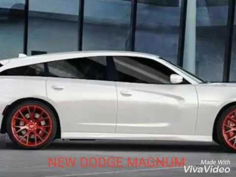 17 A 2019 Dodge Magnum Exterior And Interior