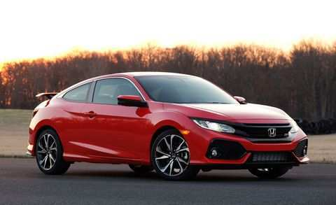 17 A 2019 Honda Civic Si Concept And Review
