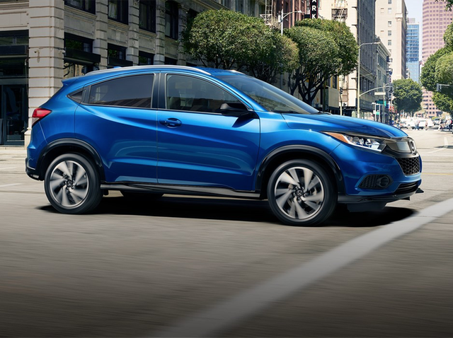 17 A 2019 Honda HR V Price And Release Date