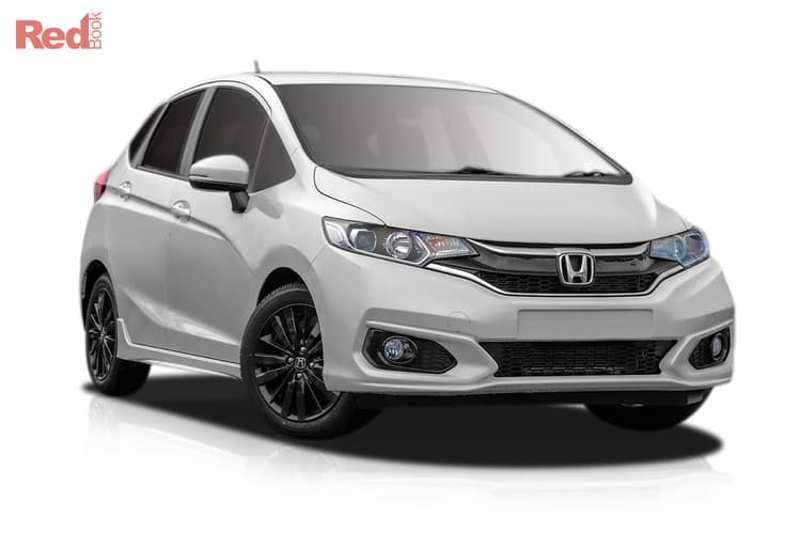 17 A 2019 Honda Jazz Wallpaper