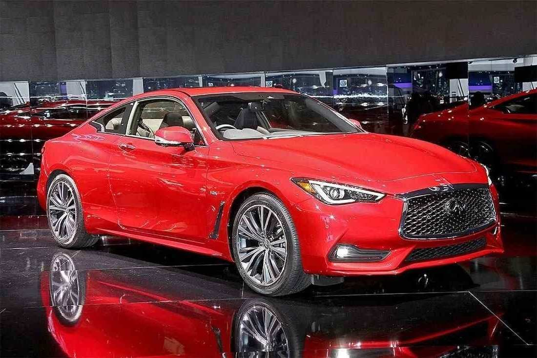 17 A 2019 Infiniti Q60 Coupe Convertible New Model And Performance