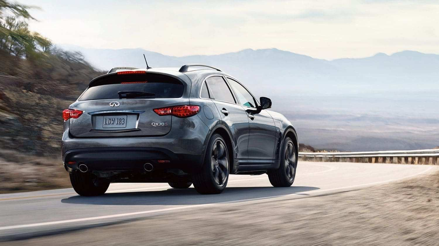 17 A 2019 Infiniti QX70 New Model And Performance