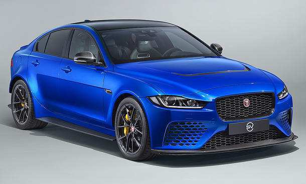 17 A 2019 Jaguar Project 8 Performance
