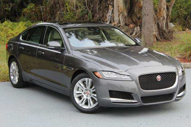 17 A 2019 Jaguar XF Performance And New Engine