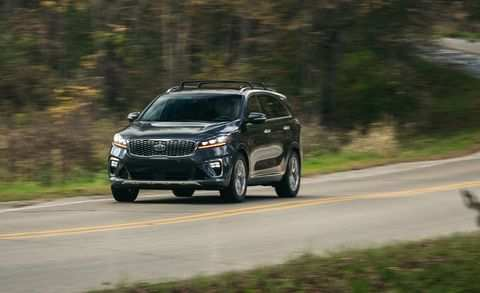 17 A 2019 Kia Sorento Owners Manual Photos