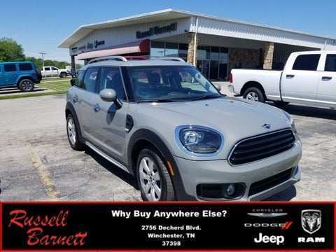 17 A 2019 Mini Cooper Countryman Picture