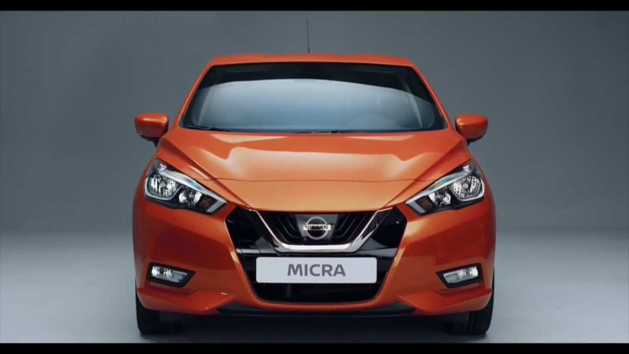 17 A 2019 Nissan March Mexico Columbia Model