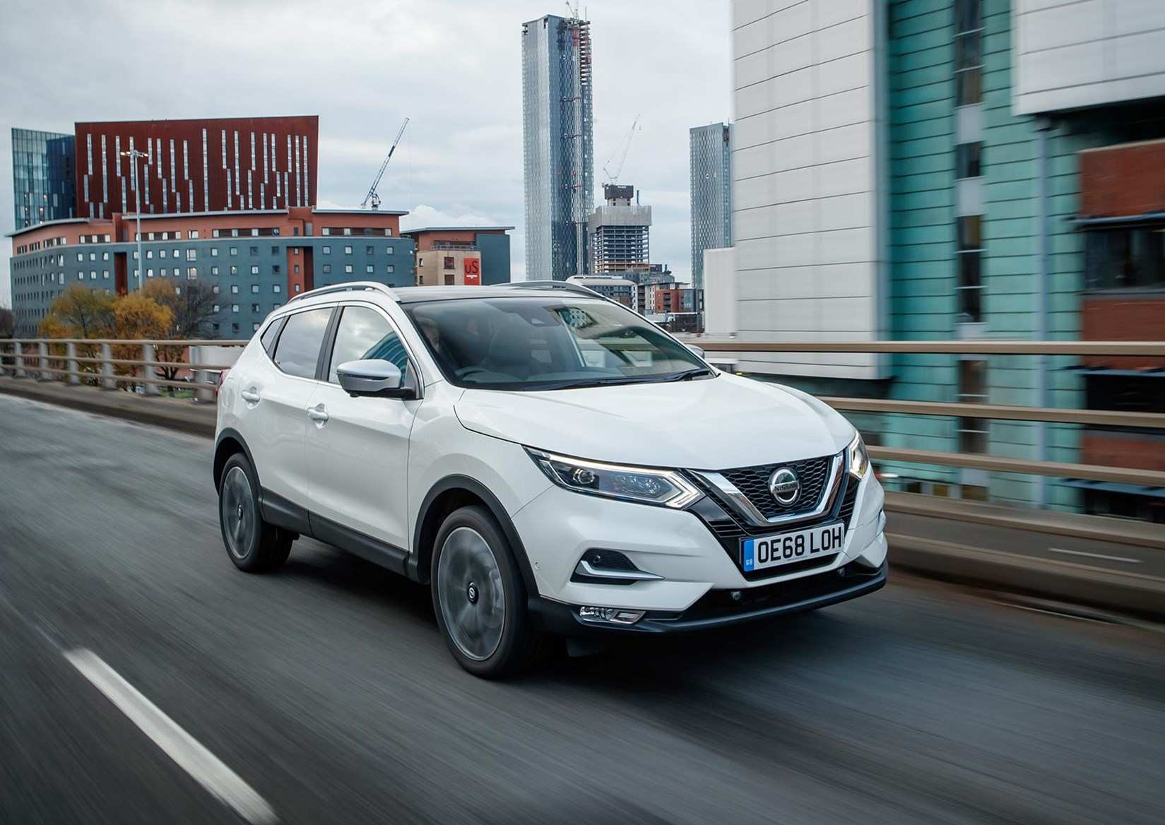 17 A 2019 Nissan Qashqai Price And Review