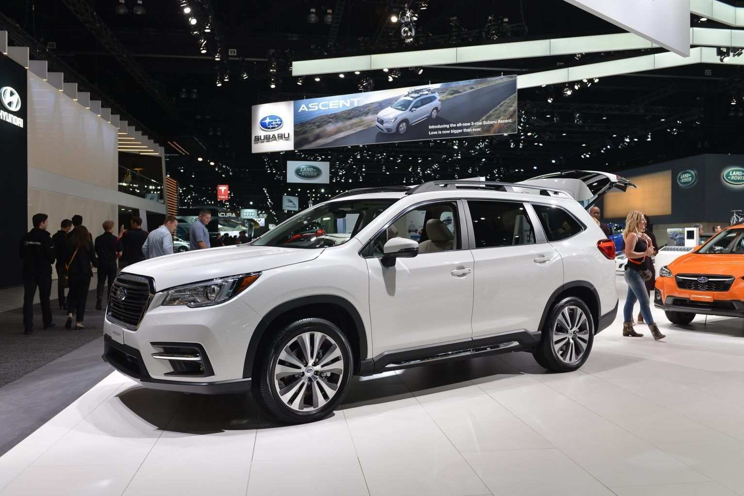 17 A 2019 Subaru Tribeca New Review