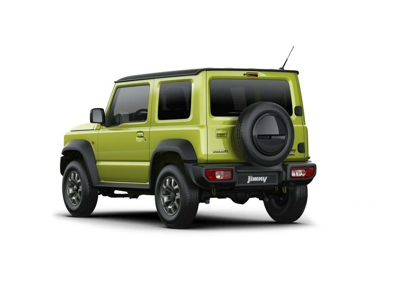 17 A 2019 Suzuki Jimny Model Prices