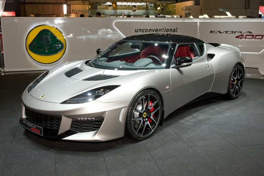 17 A 2019 The Lotus Evora Redesign And Concept