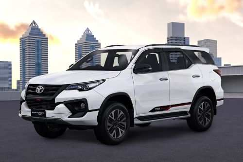 17 A 2019 Toyota Fortuner Research New