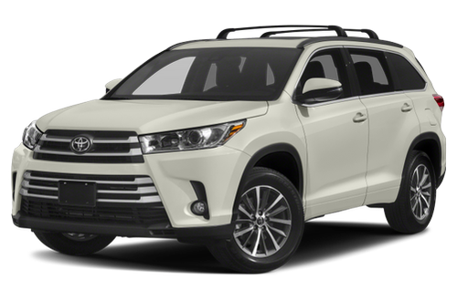 17 A 2019 Toyota Highlander Spy Shoot