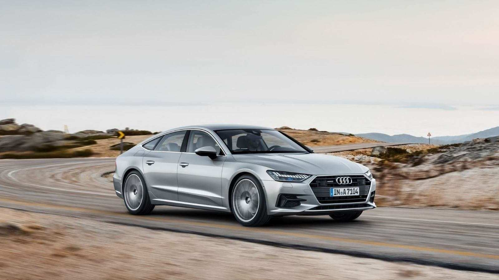 17 A 2020 All Audi A7 Performance And New Engine