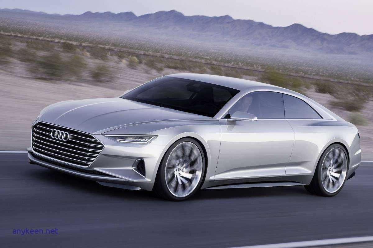 17 A 2020 Audi A9 Concept Spy Shoot
