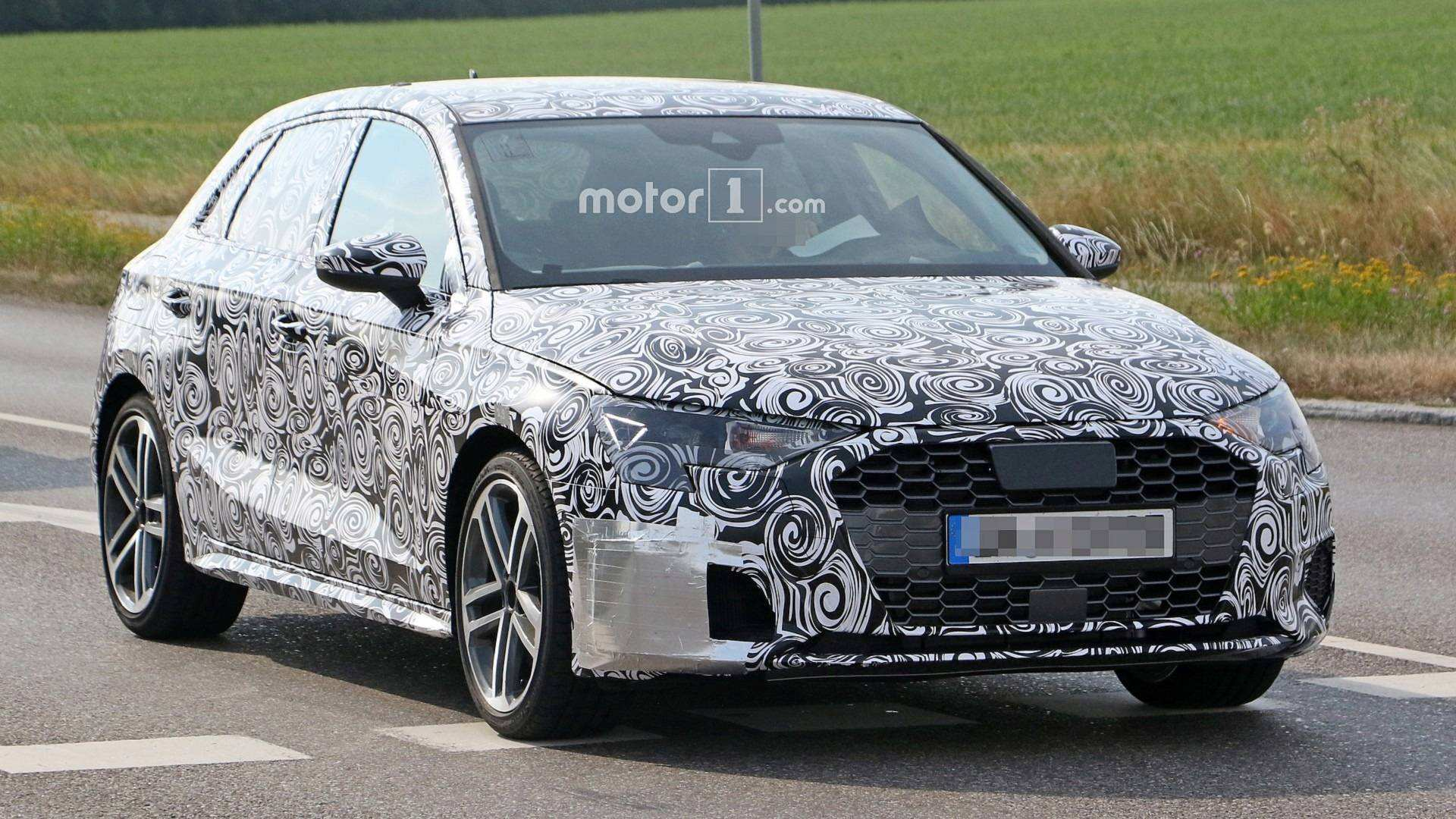 17 A 2020 Audi RS3 Redesign And Review