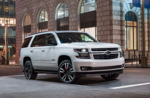 17 A 2020 Chevy Tahoe Z71 Ss Release