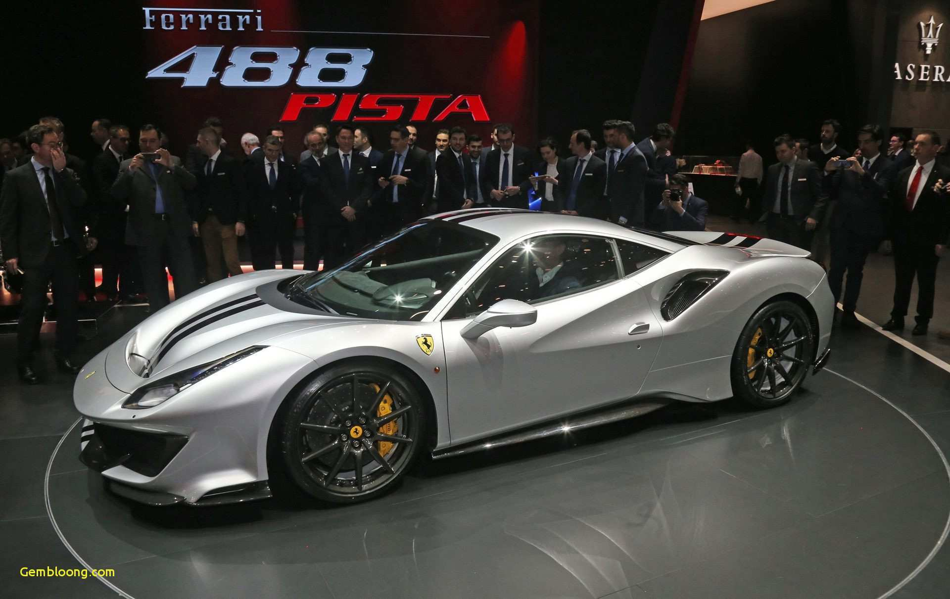 17 A 2020 Ferrari 488 GTB Price And Review