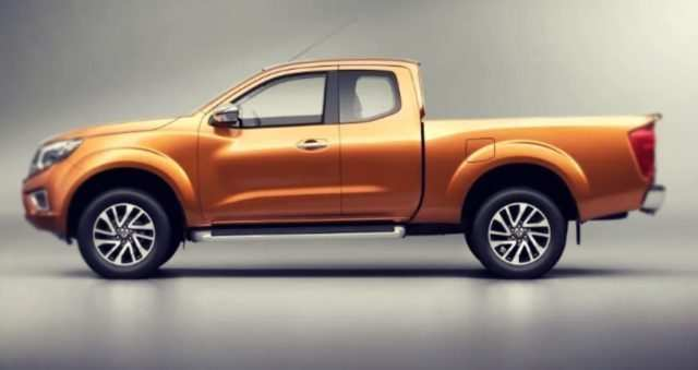 17 A 2020 Nissan Frontier New Concept