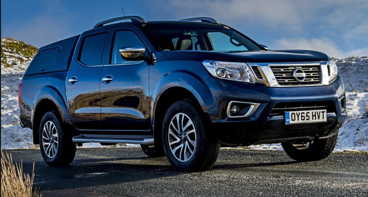 17 A 2020 Nissan Navara Ratings