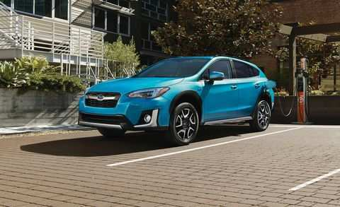17 A 2020 Subaru Crosstrek Hybrid New Review