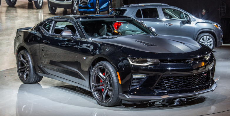 17 A 2020 The All Chevy Camaro Specs