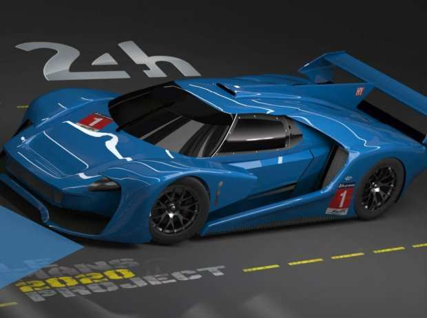 17 A Audi Lmp1 2020 Redesign and Concept