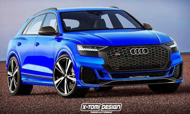 17 A Audi Q8 2020 New Model And Performance