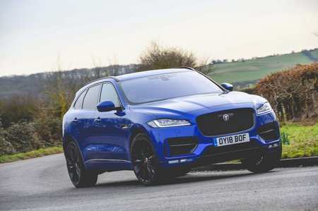 17 A Jaguar F Pace 2019 Model New Model And Performance