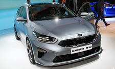 17 A Kia Ceed Gt 2019 Performance And New Engine