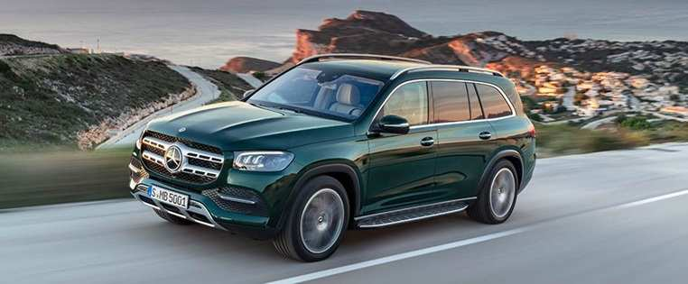 17 A Mercedes 2019 Gls Wallpaper