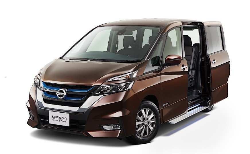 17 A Nissan Serena 2020 Release Date And Concept