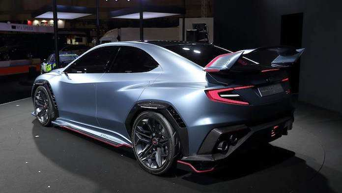 17 A Subaru Wrx 2020 Model Images