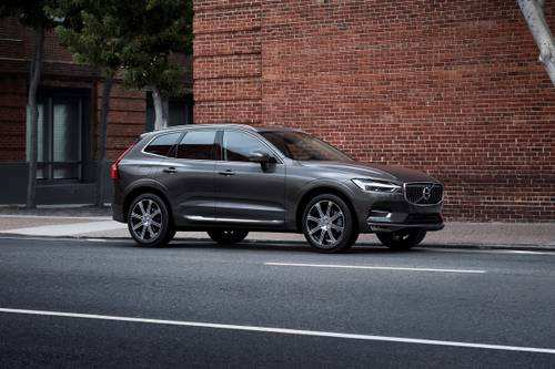 17 A Volvo Xc60 2020 Update New Concept