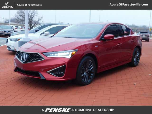 17 All New 2019 Acura ILX Wallpaper