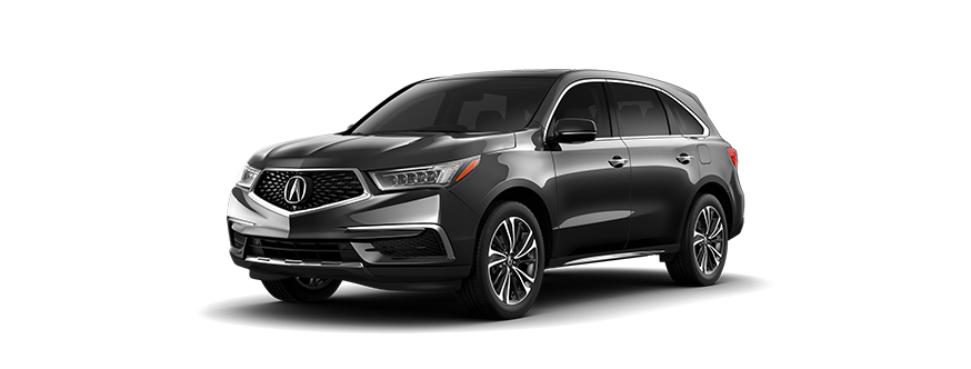 17 All New 2019 Acura MDX Photos