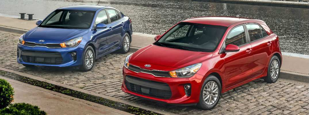 17 All New 2019 All Kia Rio New Model And Performance