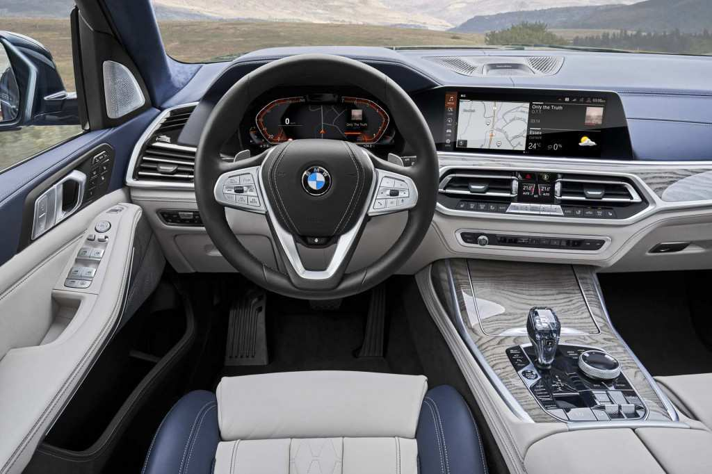 17 All New 2019 BMW X7 Configurations